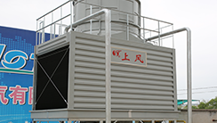SFB Series Cross-flow Cooling Towers